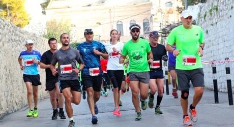 Jeruzsálemi maraton, 2015