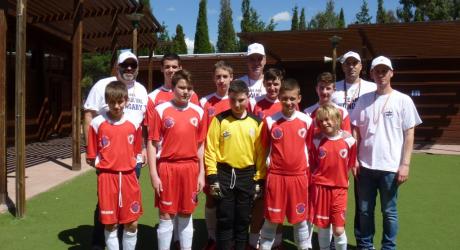Junior Futsal Torna - Madrid, 2014