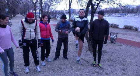 Mini Fun Run - Winter version