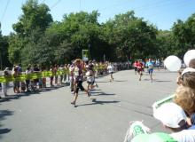 Imre Juli Nike felmaraton 2011.09.04. 2