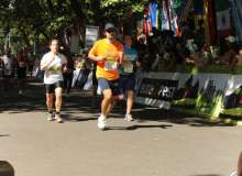 Imre Juli Nike felmaraton 2011.09.04.